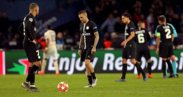 PSG suffer double injury blow ahead of Man Utd Champions League fixture