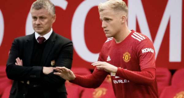 Donny van de Beek signing scrutinised by Patrice Evra with Man Utd 'truth' Image