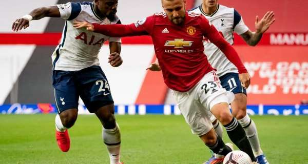 Luke Shaw tells new Manchester United signings to do what Bruno Fernandes did Image