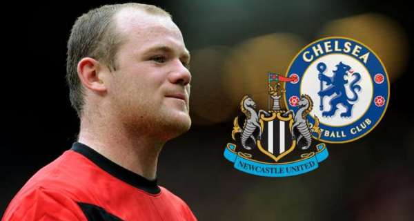 Rooney reveals he could have joined Chelsea or Newcastle before Man Utd move from Everton