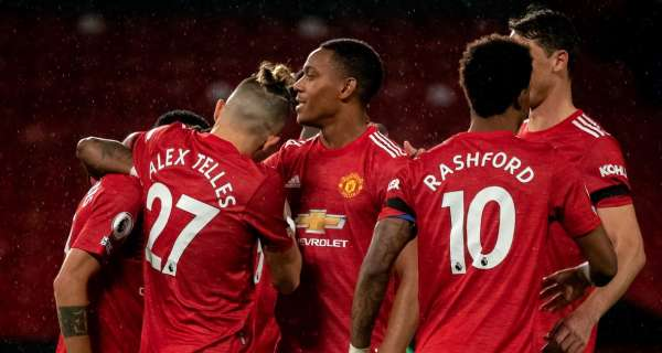 Man United player ratings vs West Brom: Bruno Fernandes and Fred decent