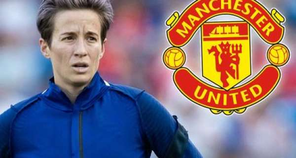 """Megan Rapinoe hits out at """"disgraceful"""" Man Utd in strong assessment of club decisions Image"""