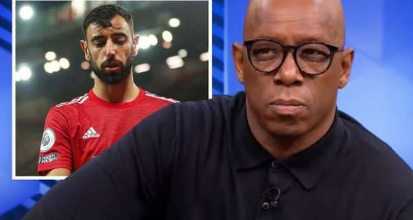 Ian Wright demands law change which could upset Man Utd star Bruno Fernandes