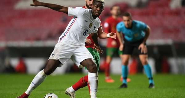 France have pinpointed what Paul Pogba needs at Manchester United